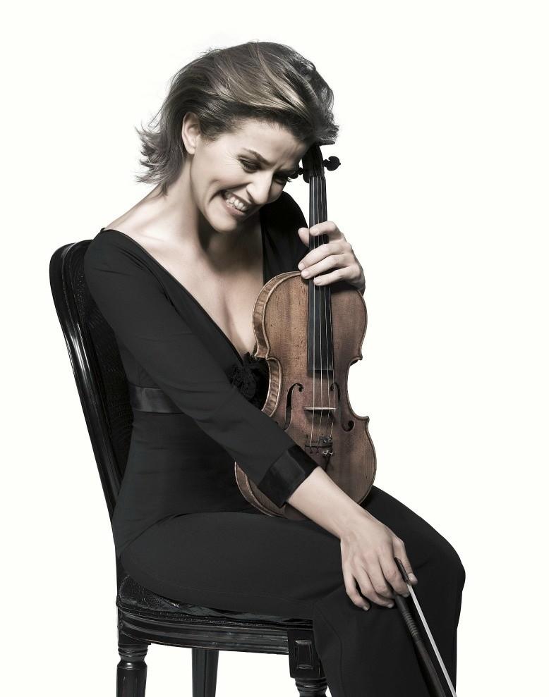 【西安国际音乐节】苏菲•穆特与XSO—致敬贝多芬专场音乐会