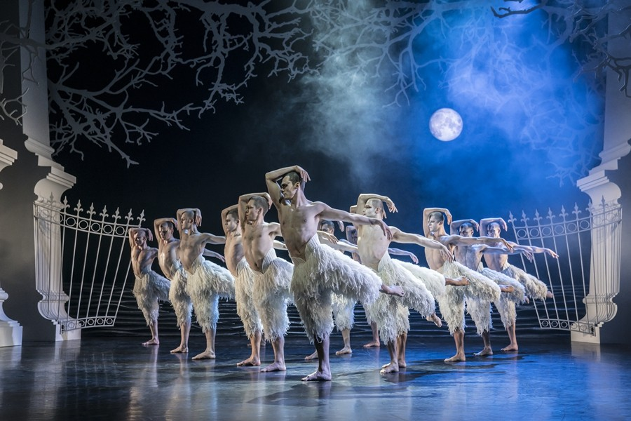 Matthew Bourne's Swan Lake   【2nd Xi'an International Dance Festival 】Opening