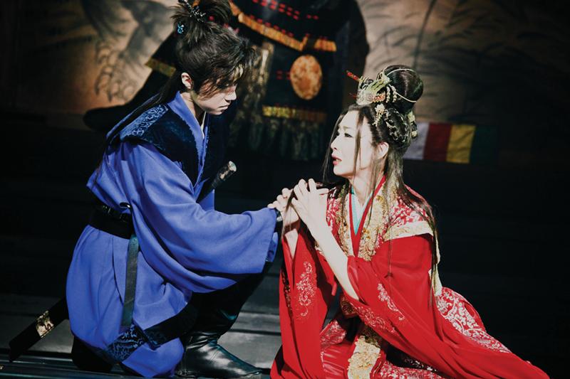 【第八届西安戏剧节邀请单元】日本高清放映《蛮幽鬼》