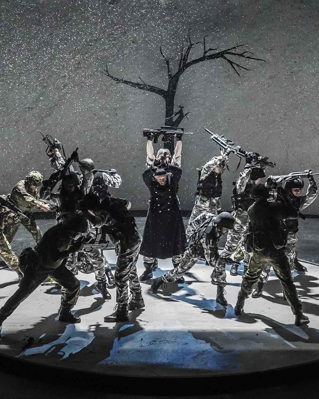 【第八届西安戏剧节邀请单元】英国高清戏剧放映《李尔王》