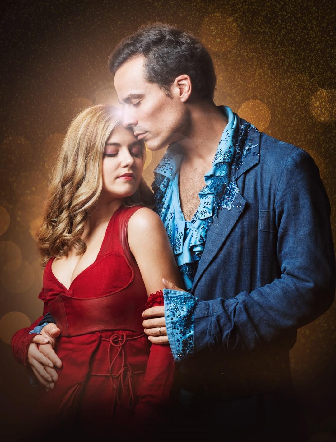 世界经典法语音乐剧《罗密欧与朱丽叶》-西安站