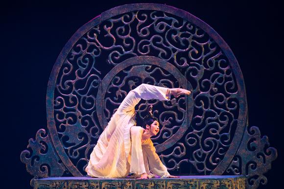 【首届西安国际舞蹈节】中国歌剧舞剧院《孔子》