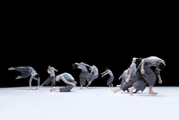 【首届西安国际舞蹈节】陶身体剧场《6》《9》