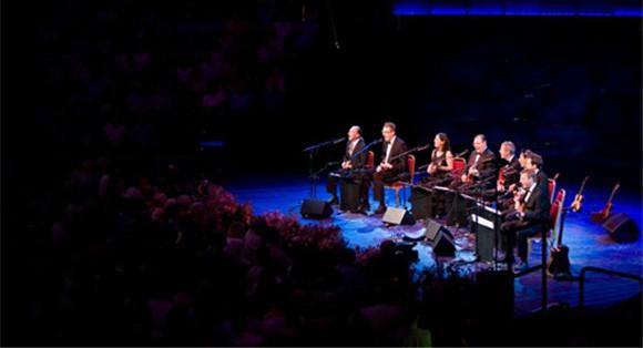 大不列颠尤克里里乐团音乐会
