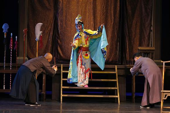 陈佩斯、杨立新主演年代大戏《戏台》