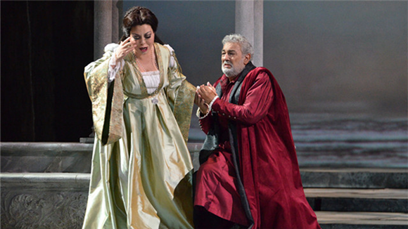国家大剧院歌剧高清放映-威尔第歌剧《西蒙・波卡涅拉》