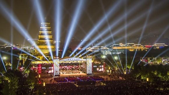 2018西安交响乐团户外公演