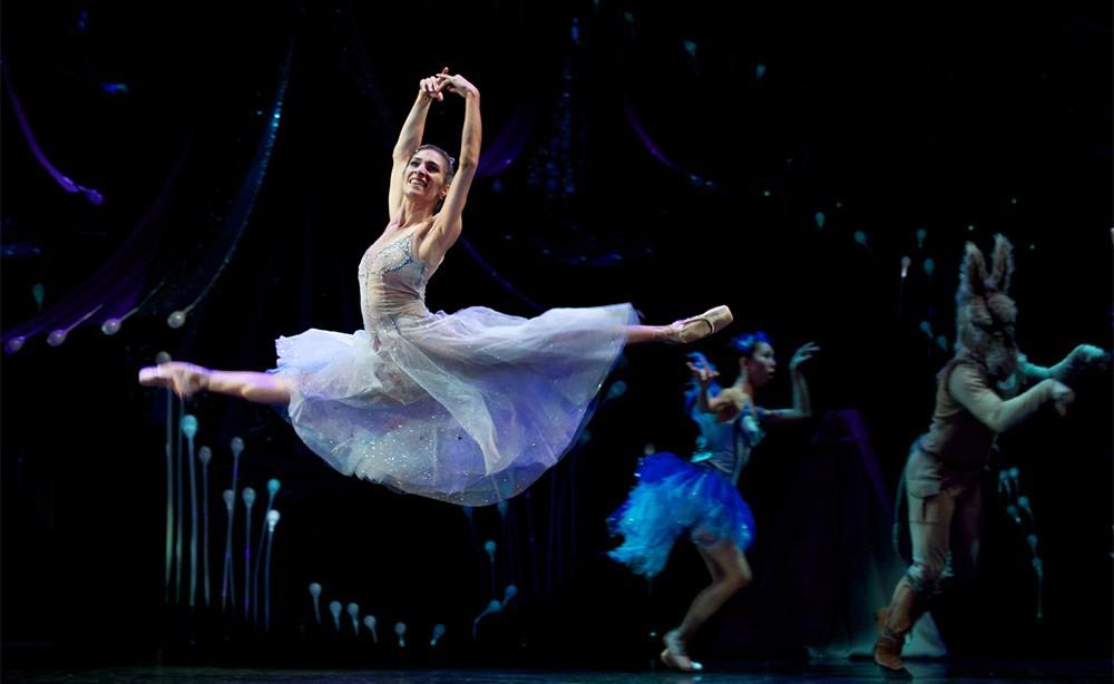 【首届西安国际舞蹈节】 澳大利亚昆士兰芭蕾舞团《仲夏夜之梦》