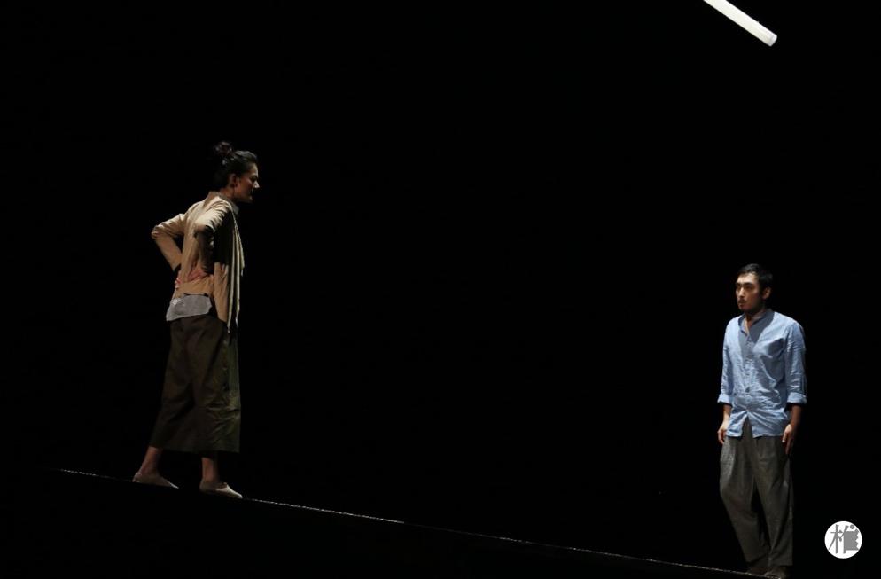 【第八届西安戏剧节邀请单元】孔雁、李嘉龙主演《呼吸》