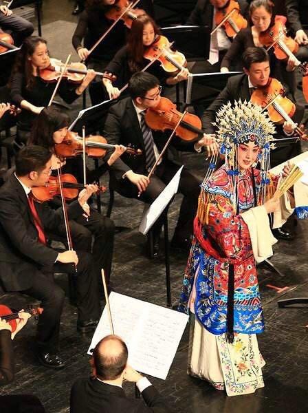 《京韵·国风》京剧交响音乐会