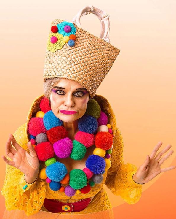 【2019国际综艺合家欢】澳大利亚/英国|时装影像剧场音乐剧《芭芭雅嘎》