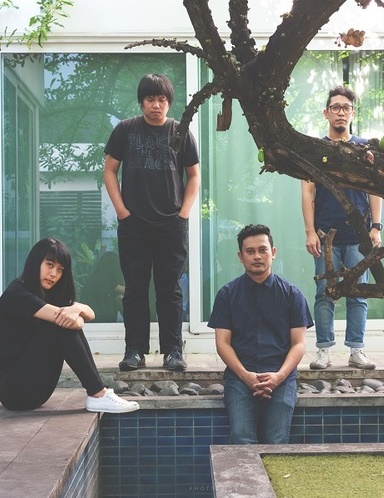 【Core space Live】THAI Post Rock Band Inspirative 2019 China Tour