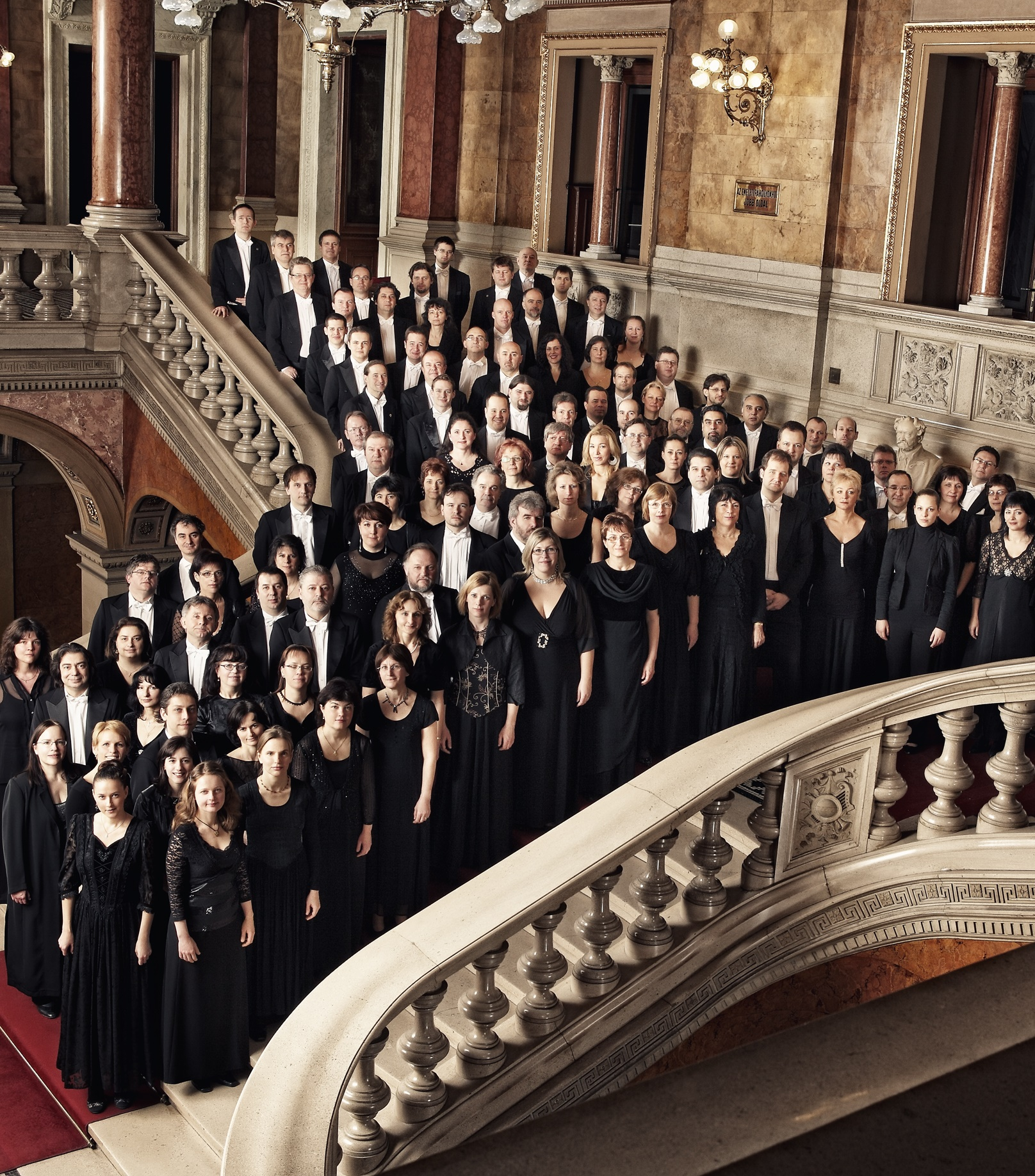 Budapest philharmonic orchestra 2020 new year concert