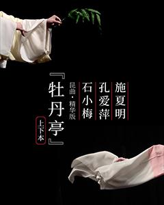 春風上巳天2020演出季--【昆曲】精華版《牡丹亭》(上、下本)