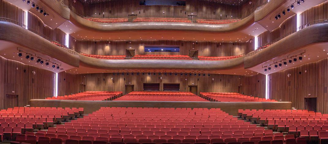 別克·陜西大劇院 西安音樂廳演出退票公告