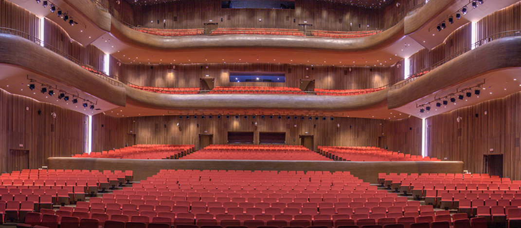 別克·陜西大劇院|西安音樂廳3~4月演出延期/取消公告