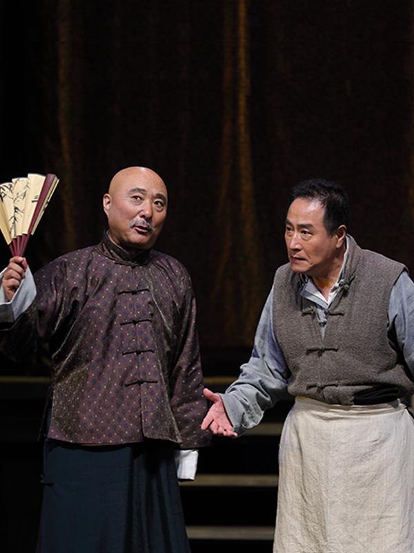 【第九屆西安戲劇節】陳佩斯舞臺喜劇大作《戲臺》