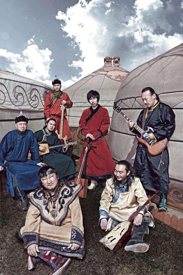 Hanggai & Brass Concert